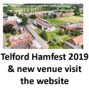 telford hamfest 2019 a new venue check out the website for more details
