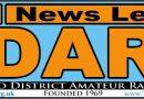 TDARS Newsletter banner