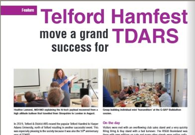 TDARS Hamfest Review in March 2020 RADCOM