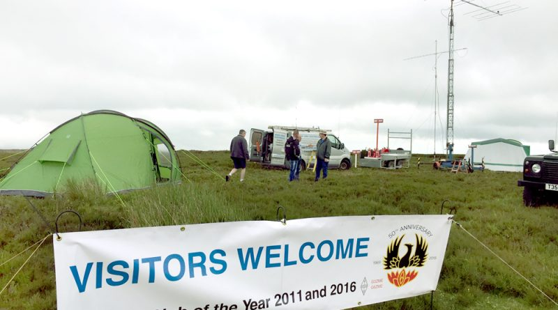 TDARS Welcomes visitors