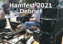 Hamfest Debrief meeting